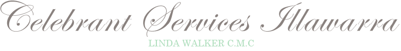 Wollongong Celebrant | Celebrant Services Illawarra